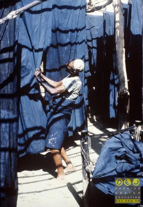 Lịch sử phát triển của vải Denim