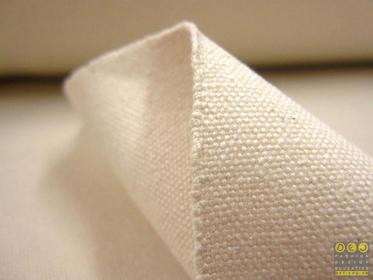 Vải canvas là gì? Tìm hiểu về vải canvas