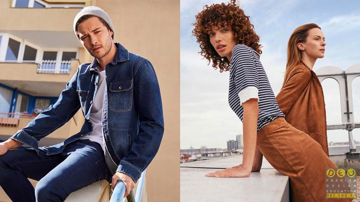 Vải Denim phù hợp với nhiều phong cách khác nhau